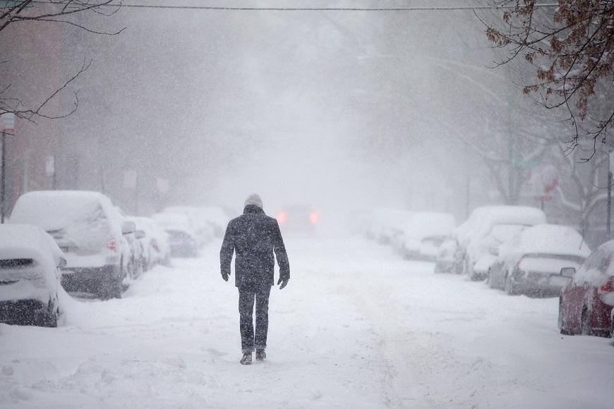 опоздание на работу в плохую погоду