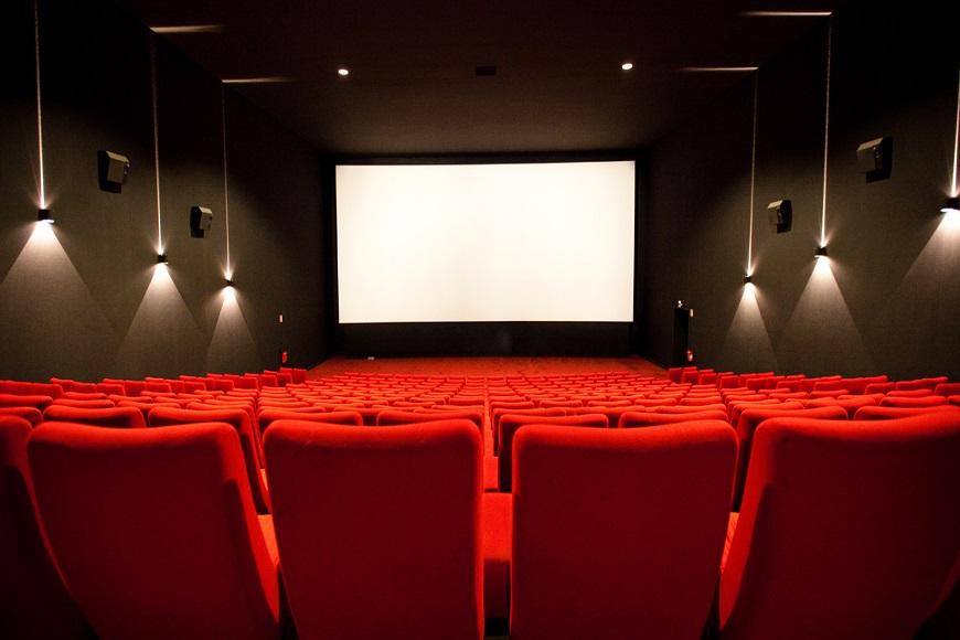 перенос кинотеатров на первый этаж